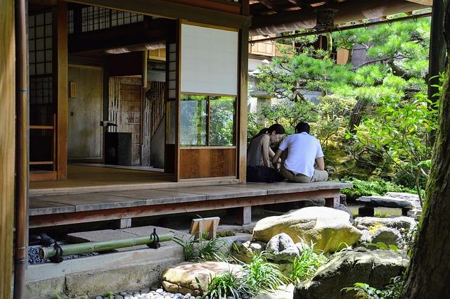 寺社の宿坊でのイメージ